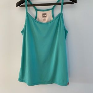NORTH FACE athletics tank top